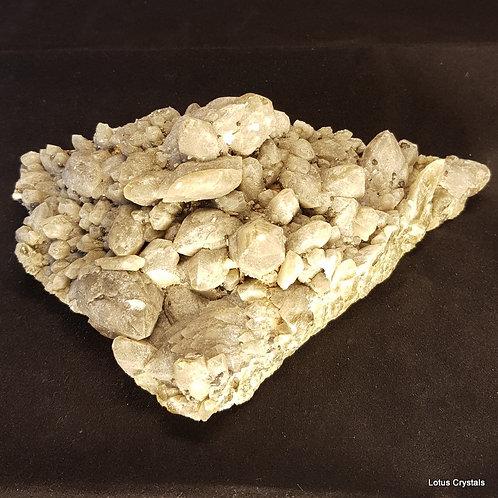 Mongolian Quartz Cluster