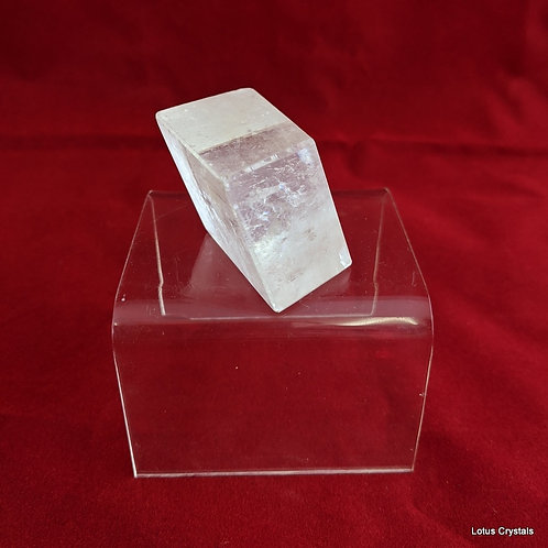 Optical Calcite Clear (Icelandic Spar)