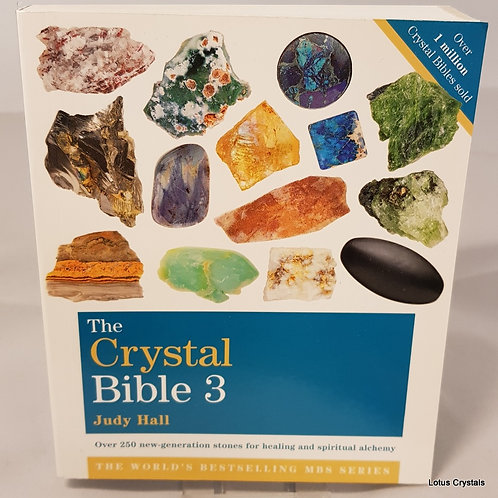 Crystal Bible Vol 3