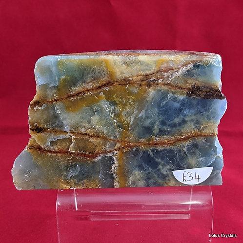 Aquatine Lemurian Calcite