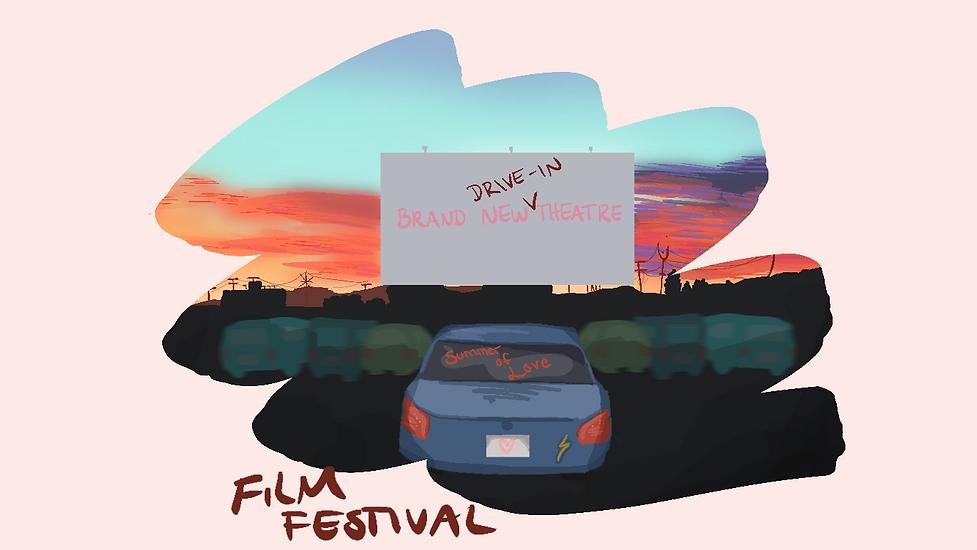 Film Festival reveal created by Payton Truszkowski