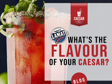 What's the Flavour of Your Caesar?