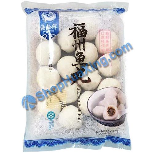 05 FuZhou Fish Ball 海极鲜 福州鱼丸 340g