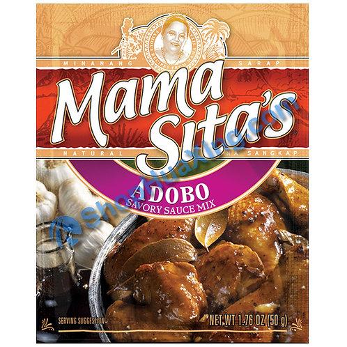 05 Mama Sita's Adobo Savory Sauce Mix 菲式肉汁粉 50g