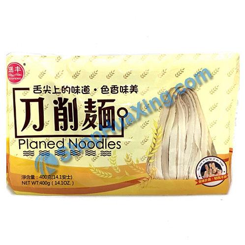 03 Planed Noodles 瑞丰 刀削面 400g