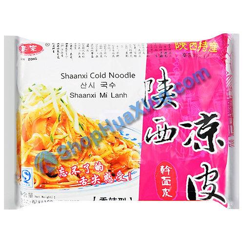 03 Shaanxi Cold Noodle Spicy Flv 秦宗陕西凉皮 香辣型 168g