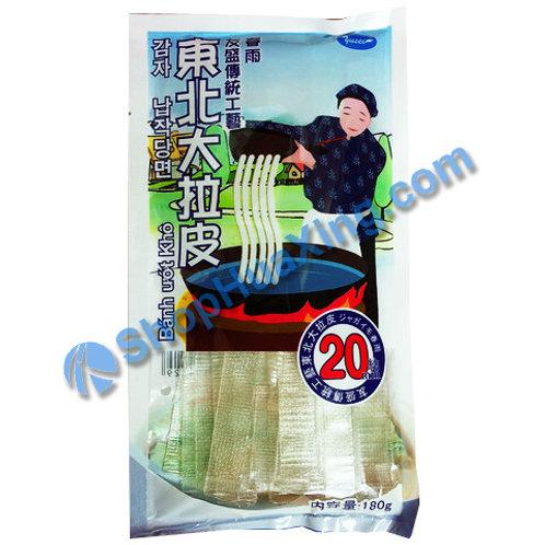 03 Potato Vermicelli (L) 友盛传统工艺 东北大拉皮 180g