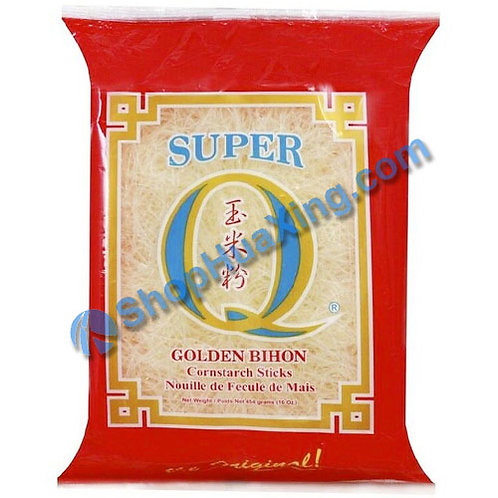 03 Super Golden Bihon Cornstarch Sticks 玉米粉 227g