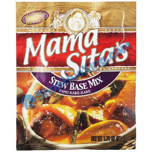 05 Mama Sita's Pang Kare-Kare Stew Base Mix 牛尾卤汁粉 50g