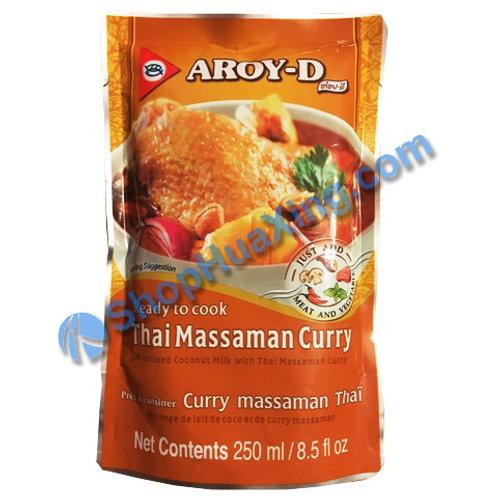 05 Aroy-d RTC Thai Massaman Curry  泰国咖喱 250ml