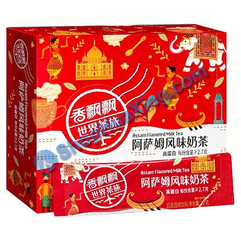 04 Assam Flv. Milk Tea 香飘飘 阿萨姆风味奶茶 22gx12pk