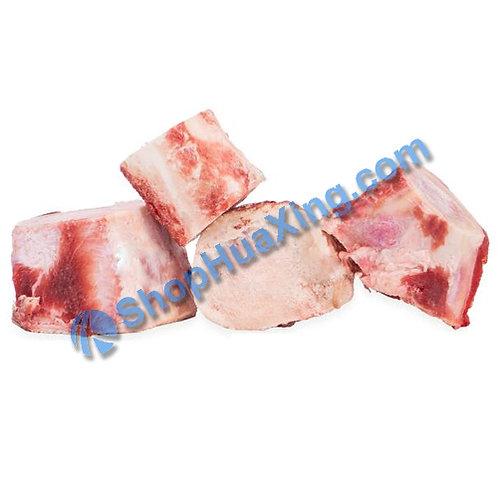 02 Beef Femur Bone 2.1-2.3 LB  牛筒骨 /包
