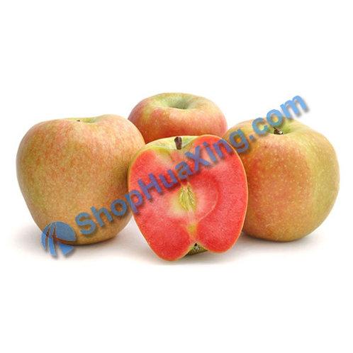 01 Apple Rose Hidden 1.1-1.3LB 红心苹果 /包