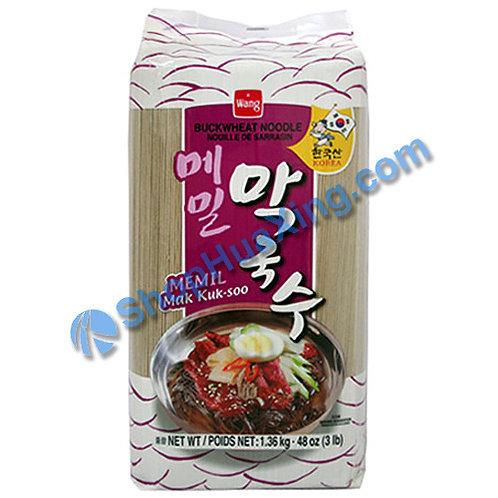 03 Wang Korea Buck Wheat Noodles 韩国大麦面 3LB