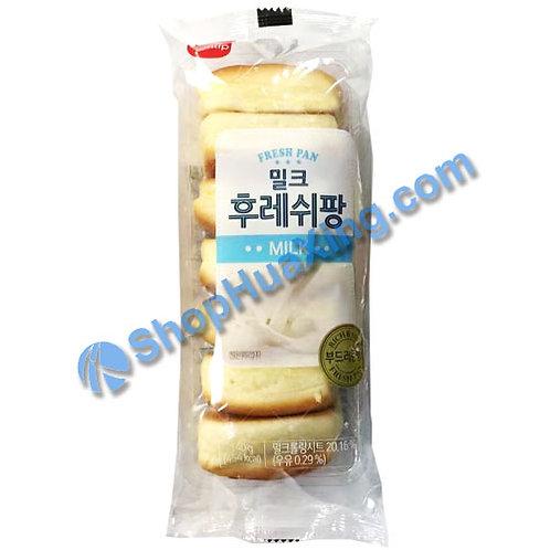 04 Samlip Soft Bread Milk Flv. 牛奶味小面包 140g