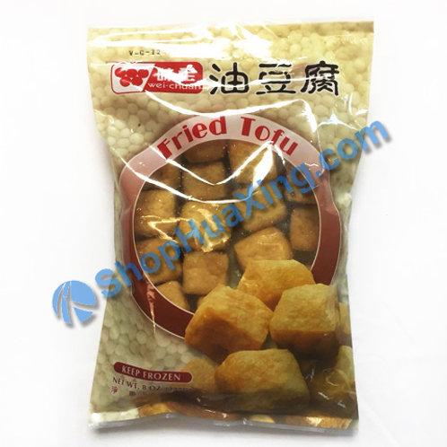 05 WC Fried Tofu 味全 油豆腐 8oz