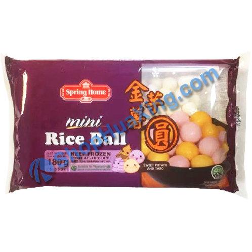 05 Mini Rice Ball 第一家 金芋薯圆 180g