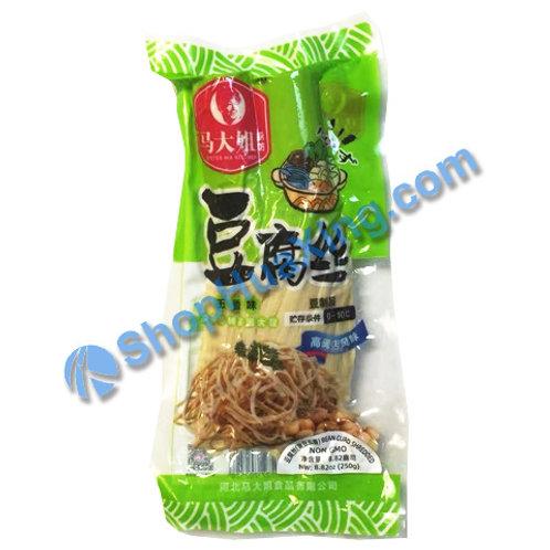 05 Bean Curd Shredded 马大姐厨坊 豆腐丝 五香味 250g