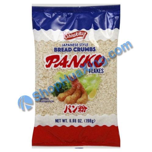 03 Shirakiku Panko Flakes Bread Crumbs 日本面包糠 198g