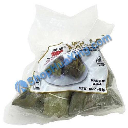 05 WC Spicy Rice Dumpling 味全 香菇肉粽 16oz