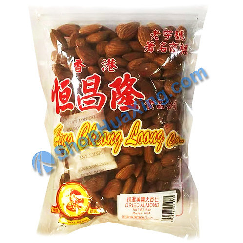 04 Dried Almond 恒昌隆 精选美国大杏仁 8oz