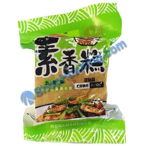 05 Chinese Vegan Cake Bean Curd 马大姐厨坊 素香糕 五香味 250g