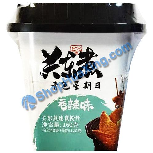 03 Spicy Convenient Vermicelli 潮巴爷关东煮速食粉丝 香辣味 160g