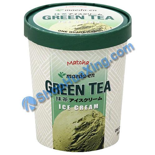 05 Maeda-en Green Tea Ice Cream 抹茶冰淇淋 946mL