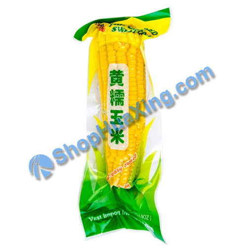 05 Sweet Precooked Corn 千百味 黄糯玉米 9oz