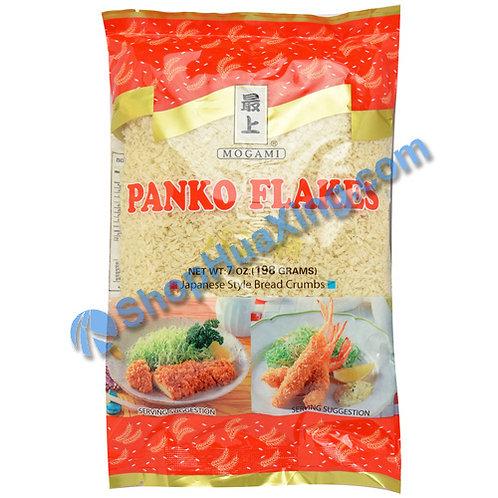 03 Mogami Panko Flakes Bread Crumbs 最上 面包粉 198g