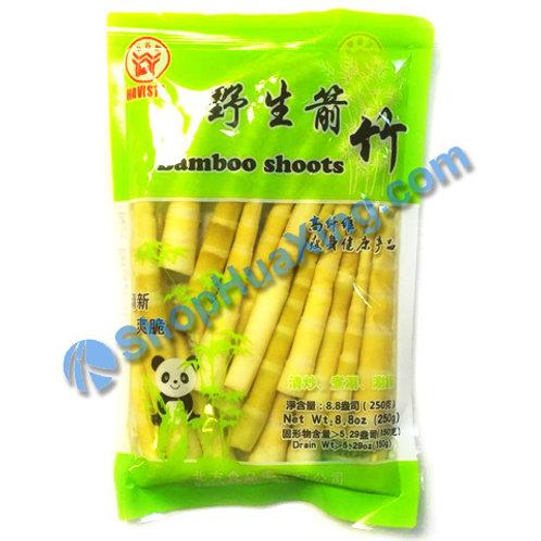 01 Bamboo Shoots 五谷丰 野生箭竹 250g