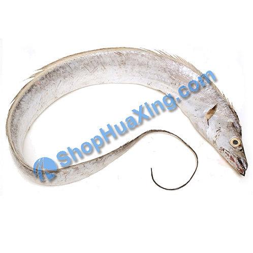 02 Fresh Ribbon Fish 2.3-2.8 LB 带鱼 /包