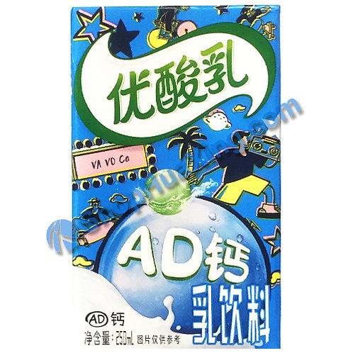 04 Yogurt Drink 伊利 优酸乳 AD钙 250ml