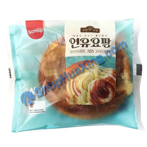 04 Samlip Soft Bread w. Milk Custard 牛奶味手撕面包 80g