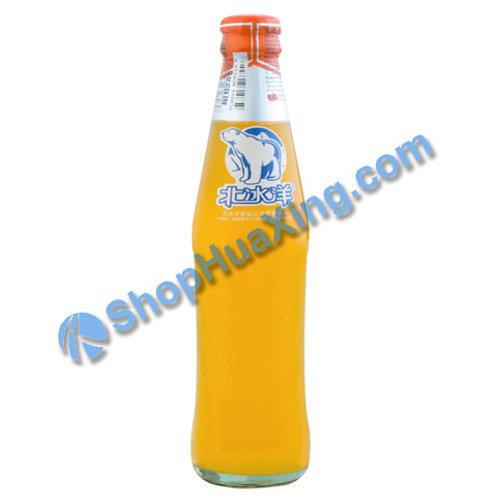 04 Tangerine Soda  北冰洋桔子味汽水 248mL