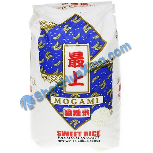 04 Mogami Sweet Rice 最上圆糯米 5LB