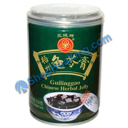04 GuiLingGao-Original Flv 三钱牌 原味梧州龟苓膏 250g