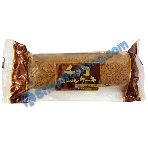 04 Roll Cake Chocolate Flv 巧克力味蛋糕卷 90g