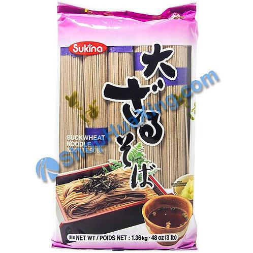 03 Sukina Buckwheat Noodle 日式荞麦面 3LB