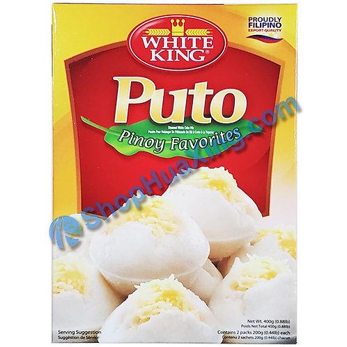 03 White King Puto Cake Mix 发糕粉 400g