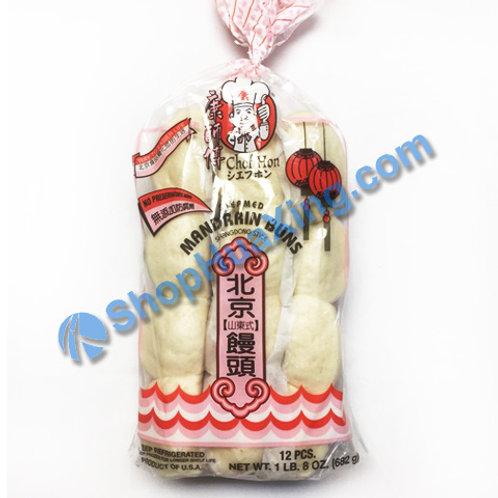 05 Chef Kon Shan Dong Bun 康师傅 北京山东大馒头 682g