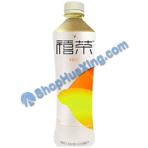04 Lemon Red Tea 禧茶 柠檬红茶 500ml