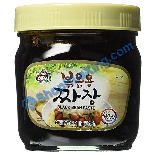 05 Assi Brand Black Bean Paste 韩国黑豆酱 500g