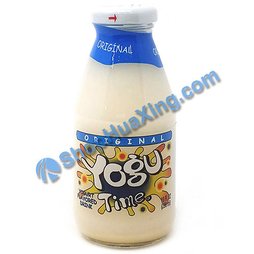 05 Yogu Time Yogurt Drink Original Flv. 酸乳饮料 原味 296ml