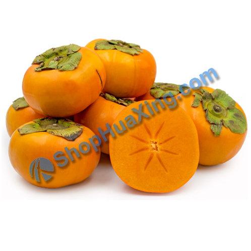 01 Fresh Persimmon 1.2-1.5LB 柿子 /包