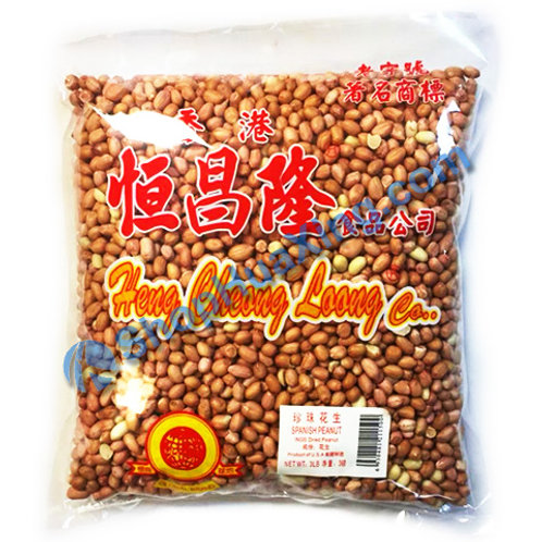 04 US Spanish Peanut 恒昌隆 珍珠花生 3LB