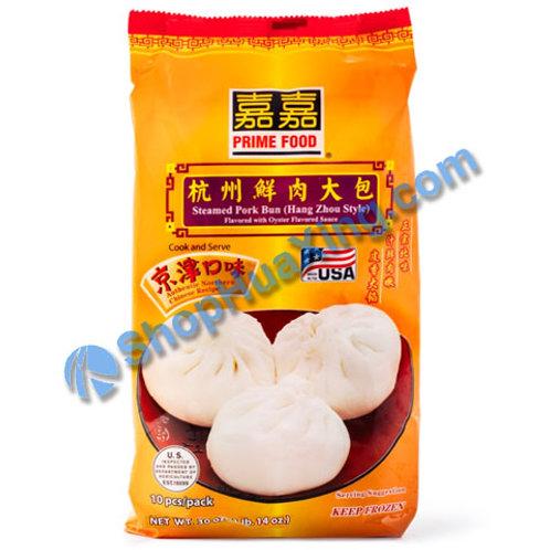 05 Prime Food Steamed Pork Bun 嘉嘉 杭州鲜肉大包 30oz