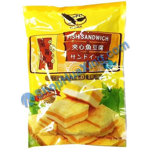 05 AC Eagle Fried Sandwich 深海鱼丸 夹心鱼豆腐 400g