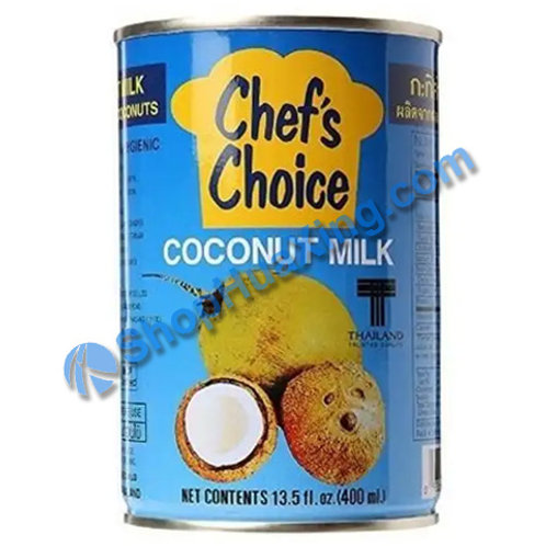 04 Chef's Choice Coconut Milk 椰奶 400ml