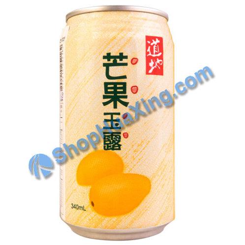 04 Mango Juice Drink 道地 芒果玉露 340ml